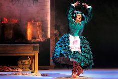 The Duchess - Costume 2  (Simon Russell Beale) Alice In Wonderland Royal Ballet