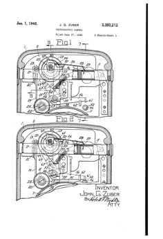 Patent US2392212 - Photographic camera - Google Patents MULTIPLE IMAGES Multiple Images, Patent Pending, Inventions, Google
