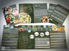 Capital Campaign Brochure For Austin Church Church Marketing