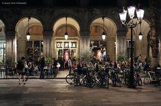 Plaça Reial & Bar Ocaña - Barcelona, Spain