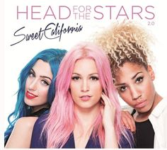 Sweet California – Head for the Stars Leaked Album Zip Sonia Gomez, Sweet California, Disney Music, Radio Disney, Hip Hop Albums, Album Songs, New Trailers, Girl Bands, News Songs