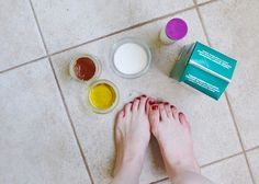 "How to Do Your Own DIY Foot Spa- ""It's Possible"" to get salon pedicure results with your own DIY at home foot spa."