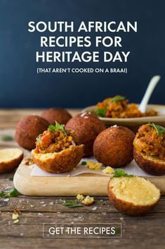 South African Heritage Day Recipes That Go Beyond the Braai via Crush! Online Ma… South African Heritage Day Recipes That Go Beyond the Braai via Crush! South African Desserts, South African Dishes, South African Recipes, Jamaican Recipes, Curry Recipes, Heritage Day South Africa, South African Braai, Braai Recipes, Oven Recipes