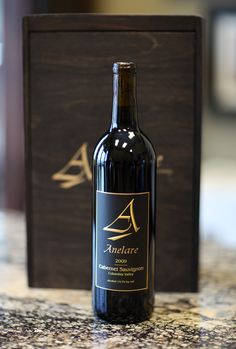 Anelare, Cabernet Sauvignon, $44