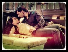 Love this! AsYa are just adorable!!! One of my favorite mitwa moments!!!! Asad Ahmed Khan (Karan Singh Grover) and Zoya Farooqui (Surbhi Jyoti); QUBOOL HAI