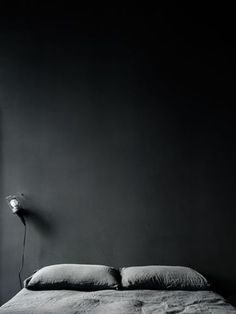 Moving towards the dark side // 7 lovely examples of dark painted walls - Photograph from Tommaso Sartori