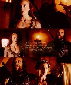 Sandor & Sansa -