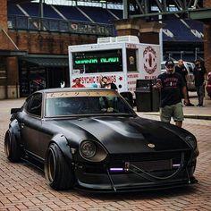 Datsun Fairlady Z 240z Datsun, Datsun Roadster, Datsun Car, Japanese Sports Cars, Japanese Cars, Nissan Z Cars, Tuner Cars, Modified Cars, Sexy Cars