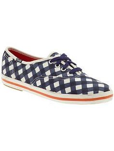 Did you know that Keds & Kate Spade have teamed up to bring a new line of jazzy sneakers?  Well they did!  New York Kick $75 retail  #Piperlime