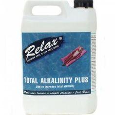 T.A. Plus - Total Alkalinity Increaser - H2oFun Ltd