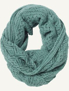 Crochet Knitted Snood