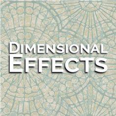 Muestrario Dimensional Effects  | Nacional de Tapiz