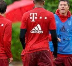 Robert Lewandowski dan Jerome Boateng harus mendapatkan suatu ceramah yang panjang dari Pep Guardiola atas ulah yang sudah dilakukan oleh mereka.