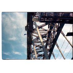#raw #nofilter #nofilterneeded #Sydney #sydneylife #harbourbridge #sydneyharbourbridge #travel #bridge #colourfilm #film #filmphoto #kodak #kodakfilm #kodakektar #leica #leicam6 #m6 #leicaphoto #leicaforlife #shootfilm #ilovefilm #ilovetravel #ishootfilm #wanderaround #simple #bluesky #goodweather #australia #bridgewalk by dalez33 http://ift.tt/1NRMbNv