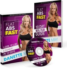 Claim Your FREE Copy Of My 'Flat Abs Fast' DVD