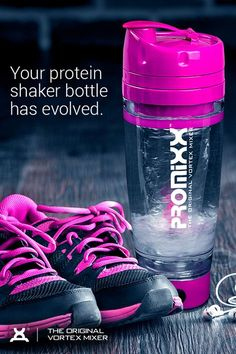 The world's most advanced sport supplements mixing bottle.