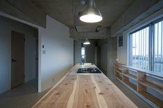 kurosawa kawaraten apartment for TK