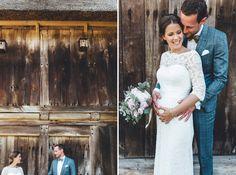 www.kreativ-wedding.de baby belly landhochzeit Hochzeitsfotograf auf dem Stimbekhof in der Lüneburger Heide just married pregnant bride