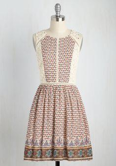 Sweden Sassy Dress, #ModCloth