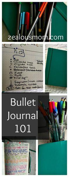 Bullet Journal Layout \u2013 How I Bullet Journal Using an Arc Notebook