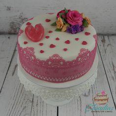 Romantische Ostertorte | Romantic Easter Cake