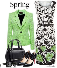 """Spring"" by archimedes16 ❤ liked on Polyvore"