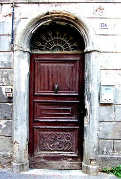 Door, Liguria, Italy by World of Good