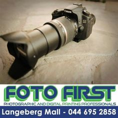 The very popular Tamron 18-270mm now in stock at Fotofirst Mosselbay! Why wait, head down today for yours. #lens #tamron #photography