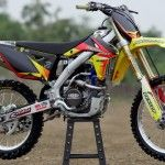Pro Circuit Suzuki RM-Z250 Race Bike - Dirt Rider Magazine