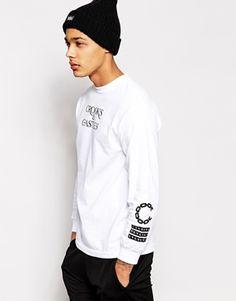 Crooks & Castles Stickup Long Sleeve T-Shirt