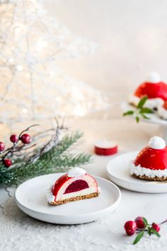 Półkule z lustrzaną glazurą – Domowe wypieki Justyny i Doroty Best Dessert Recipes, Fun Desserts, Cake Recipes, Mousse Cake, Candy Shop, Food Cakes, Christmas Baking, Brownie Cookies, Bakery