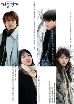 Winter Sonata: This was one of the better dramas. Even if it was a little drawn out.