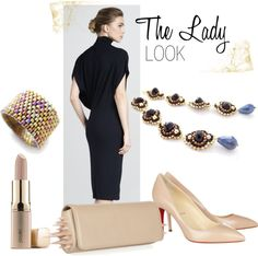 """The Lady"" by jeannierichard on Polyvore"