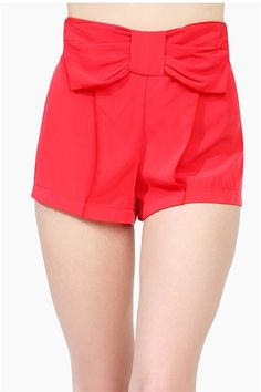 bow shorts<3 Get 10% off http://www.studentrate.com/miami/get-miami-student-deals/Necessary-Clothing-Student-Discount--/0