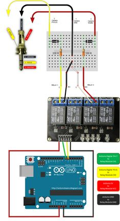Arduino Basics: DIY Canon Intervalometer using Arduino
