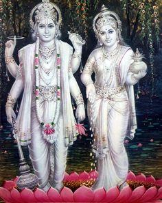 Lord Vishnu Wallpapers, Disney Princess Drawings, Krishna Painting, Goddess Lakshmi, Radhe Krishna, Hindu Art, Angels And Demons, Sacred Art, Lord Shiva