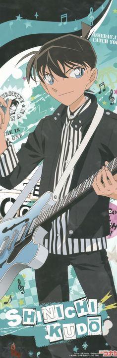 Shinichi on guitar