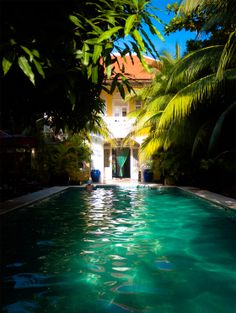 The Pavilion, Phnom Penh, Cambodge #hotel #boutiquehotel #city #capital #pp #phnompenh #cambodia