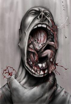 Day 81: Inner Demons  http://activistsjourneytolife.blogspot.com/2012/07/day-81-inner-demons.html