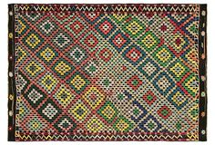"Indoor/Outdoor Kilim, 10'8"" x 7'3"" on OneKingsLane.com"