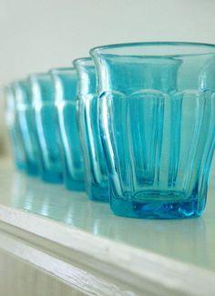 Water glasses
