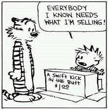 Take my money.