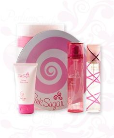 Set Pink Sugar Sweet Hair $26.99. Aquolina introduced Pink Sugar in 2004. Pink Sugar is a sweet fragrance for women, young or older, that loves a reminder of the sweet smell of their youth. Combining cotton candy, raspberry, licorice, strawberry, bergamot, caramel and wood this perfume is a must have for every woman. For daytime, nighttime....anytime. Whenever you have Pink Sugar on the opposite sex will follow you're every command!