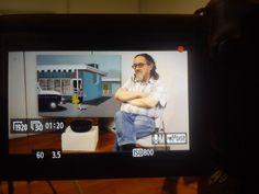 Pintor entrevista.