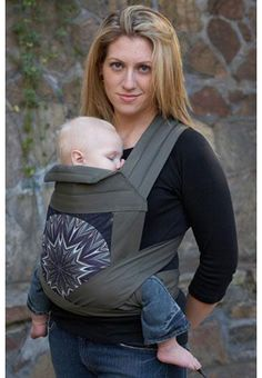 The babyhawk, the best baby wrap! Plus you can design it yourself!... Just bought for Camrynns One Year Birthday gift!!! Love how you can custom make them