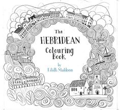 The Hebridean Colouring Book By Eilidh Muldoon Amazon