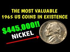 The Most Valuable 1965 US Coins In Existence - And How You Can Find Them! - YouTube