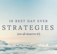 Simple strategies to