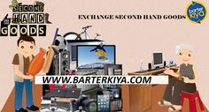 Barterkiya is India's leading classifieds platform which brings willing users who want to exchange items in their possession with something else. The result is to obtain the satisfaction of getting what you want and at the correctly perceived value.