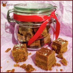 Cornish Sea-salt Fudge - A jar full of more-ish fudge with a twist… a perfect balance of sweet and salty flavour to tantalise your taste buds.